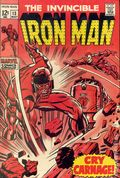 Iron Man (1968 1st Series) 13