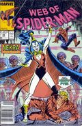 Web of Spider-Man (1985 1st Series) 46