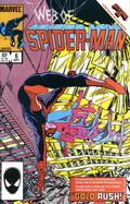 Web of Spider-Man (1985 1st Series) 6