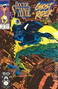 Doctor Strange Ghost Rider Special (1991) 1