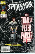 Web of Spider-Man (1985 1st Series) 126