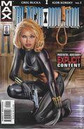 Black Widow Pale Little Spider (2002) 1