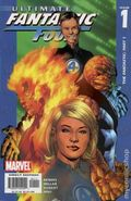 Ultimate Fantastic Four (2004) 1
