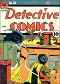 Detective Comics (1937 1st Series) 50