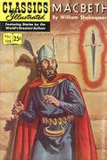 Classics Illustrated 128 Macbeth (1955) 8