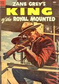 King of the Royal Mounted (1952 Dell) 16