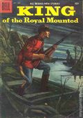 King of the Royal Mounted (1952 Dell) 22