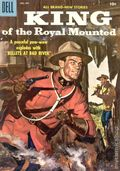 King of the Royal Mounted (1952 Dell) 23