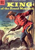 King of the Royal Mounted (1952 Dell) 27