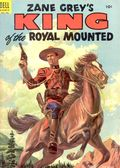 King of the Royal Mounted (1952 Dell) 18