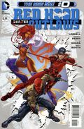 Red Hood and the Outlaws (2011) 0