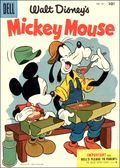 Mickey Mouse (1941-90 Dell/Gold Key/Gladstone) 44