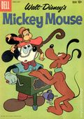 Mickey Mouse (1941-90 Dell/Gold Key/Gladstone) 71