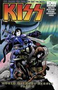 Kiss (2012 IDW) 4A