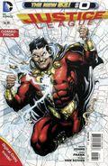 Justice League (2011) 0COMBO