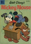 Mickey Mouse (1941-90 Dell/Gold Key/Gladstone) 68