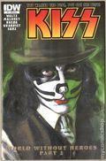 Kiss (2012 IDW) 4RIA