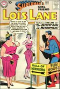 Superman's Girlfriend Lois Lane (1958) 5