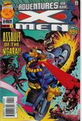 Adventures of the X-Men (1996) 4