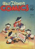 Walt Disney's Comics and Stories (1940 Dell/Gold Key/Gladstone) 11