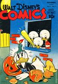Walt Disney's Comics and Stories (1940 Dell/Gold Key/Gladstone) 38