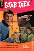 Star Trek (1967 Gold Key) 1A
