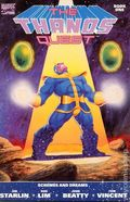 Thanos Quest (1990 1st Printing) 1