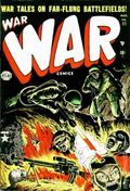 War Comics (1950 Atlas) 11