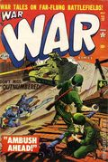 War Comics (1950 Atlas) 13