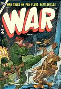 War Comics (1950 Atlas) 27