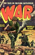 War Comics (1950 Atlas) 30