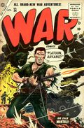 War Comics (1950 Atlas) 34