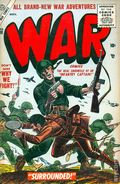 War Comics (1950 Atlas) 38