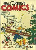 Walt Disney's Comics and Stories (1940 Dell/Gold Key/Gladstone) 4