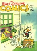 Walt Disney's Comics and Stories (1940 Dell/Gold Key/Gladstone) 7