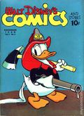 Walt Disney's Comics and Stories (1940 Dell/Gold Key/Gladstone) 3