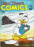 Walt Disney's Comics and Stories (1940 Dell/Gold Key/Gladstone) 6