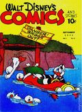 Walt Disney's Comics and Stories (1940 Dell/Gold Key/Gladstone) 12