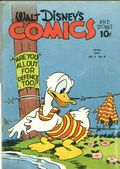 Walt Disney's Comics and Stories (1940 Dell/Gold Key/Gladstone) 21