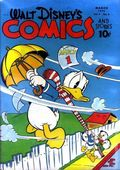 Walt Disney's Comics and Stories (1940 Dell/Gold Key/Gladstone) 42