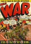 War Comics (1950 Atlas) 1