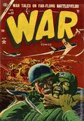 War Comics (1950 Atlas) 23