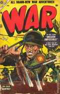 War Comics (1950 Atlas) 32