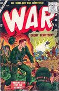 War Comics (1950 Atlas) 37