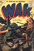 War Comics (1950 Atlas) 42