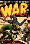 War Comics (1950 Atlas) 15