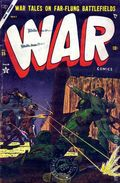 War Comics (1950 Atlas) 25