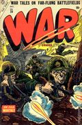 War Comics (1950 Atlas) 28
