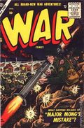 War Comics (1950 Atlas) 39