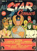 All Star Comics (1940-1978) 9
